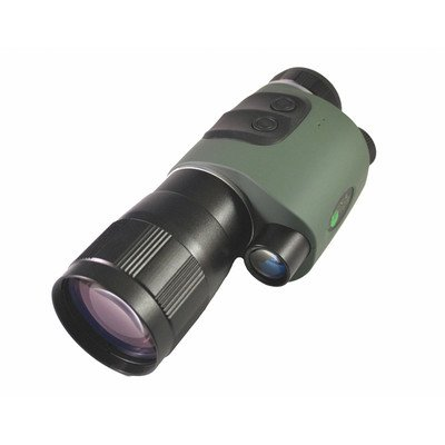 Luna Optics Hi-Resolution Wide-View Night Vision Monocular 5x50 by LUNA OPTICS