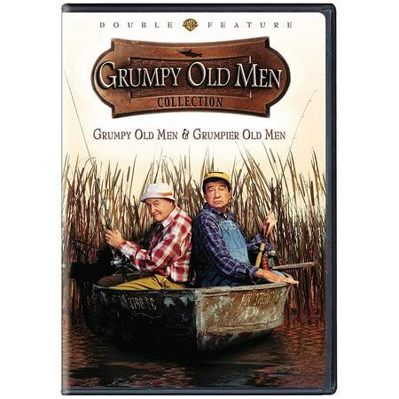 Grumpy Old Men Collection / Grumpy Old Men & Grumpier Old Men Double Feature (DVD) - image 1 de 1