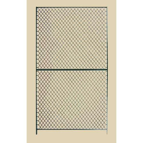FOLDING GUARD 212 Wire Partition Panel,2 ft x 12 ft G2344417