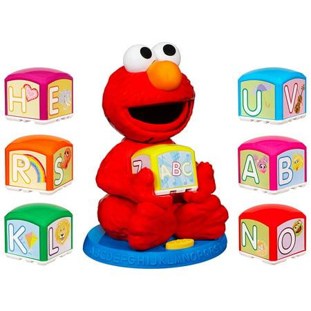 Sesame Street Ses Alphabet Elmo
