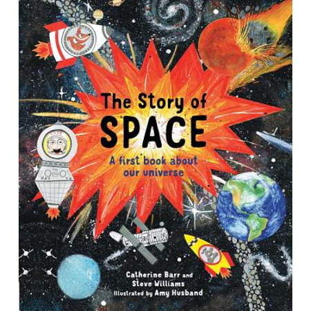 The Story of Space : A first book about our universe - Story Books About Halloween