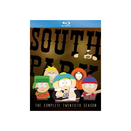 South Park: The Complete Twentieth Season (Blu-ray)