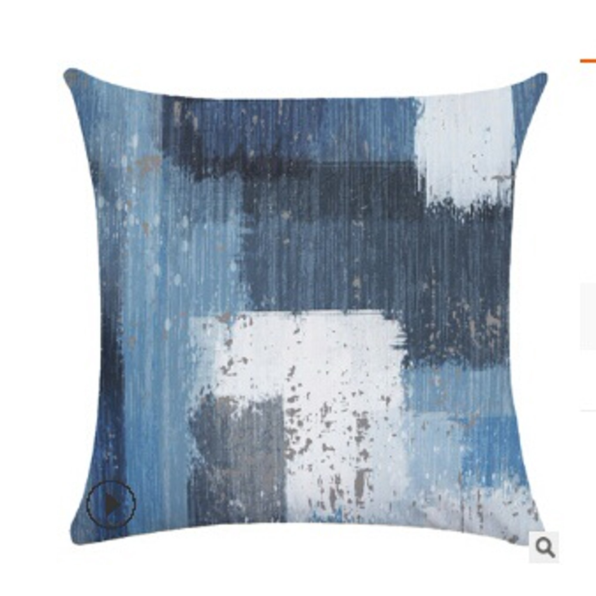 Throw Pillow Cover Abstract Art Retro Old Fashion Square Pillow Case Cushion Cover For Sofa Couch Walmart Canada