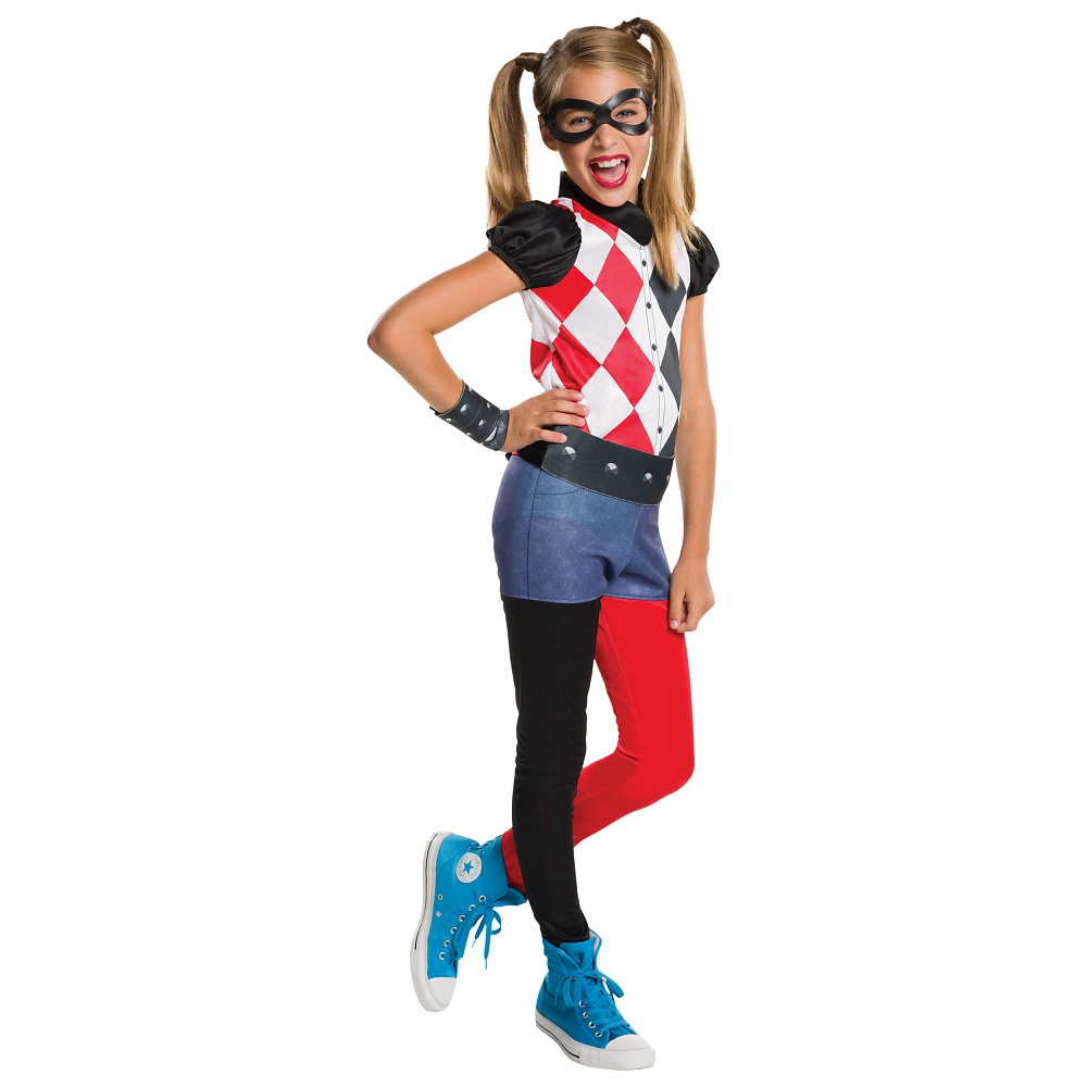 Harley Quinn Child Costume Small by Rubies Costume Co