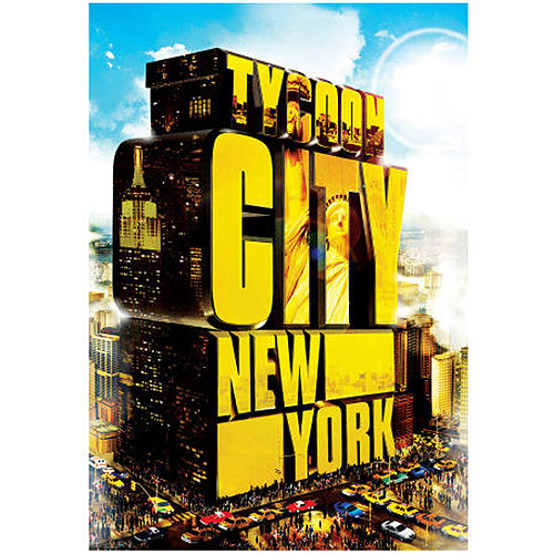 Tommo 58411056 Tycoon City New York (PC) (Digital Code)
