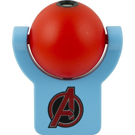 Marvels Avengers  Age Of Ultron Led Plug In Night Light  13786  Image Projects Onto Wall Or Ceiling By Projectables