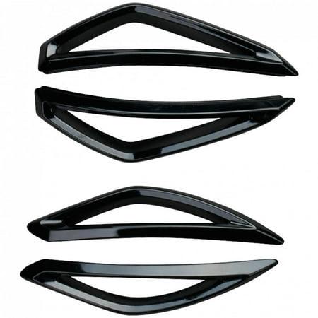 Easton Vent - Easton Accessories A168156BK Z6/Z7 SERIES COLORSNAP VENT KIT BLACK