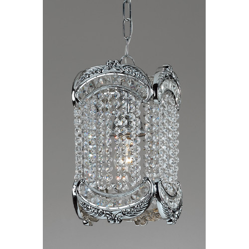 Classic Lighting Emily 3 Light Outdoor Hanging Lantern