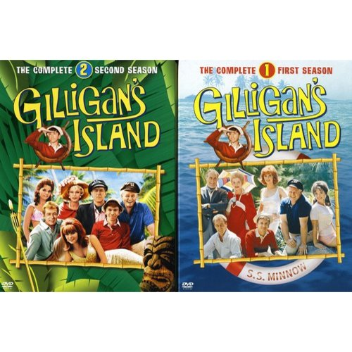 Gilligan's Island: Complete Seasons 1-2 by