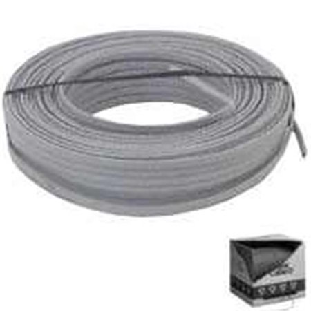 Romex 6/2UF-W/GX125 Type UF-B Building Wire, #6 AWG, 125 ft L, Gray Nylon