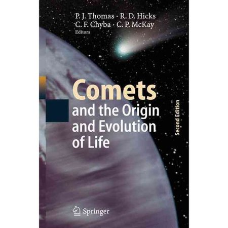 Comets And the Origin And Evolution of Life by