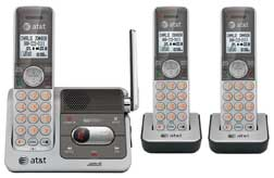 AT&T CL82301 Multi Handset Phone System