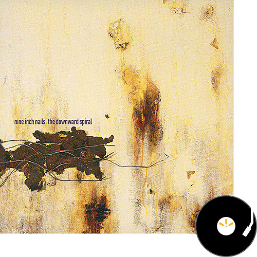 Nine Inch Nails - Downward Spiral [Vinyl]