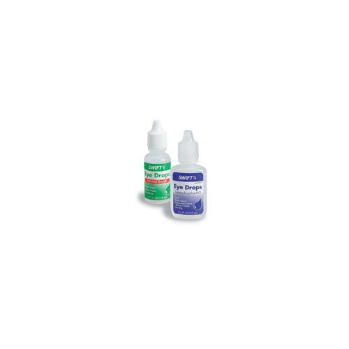 Swift First Aid 40180 Ounce Bottle Industrial Eye Drops For Welders (24 Bottles Per Case)
