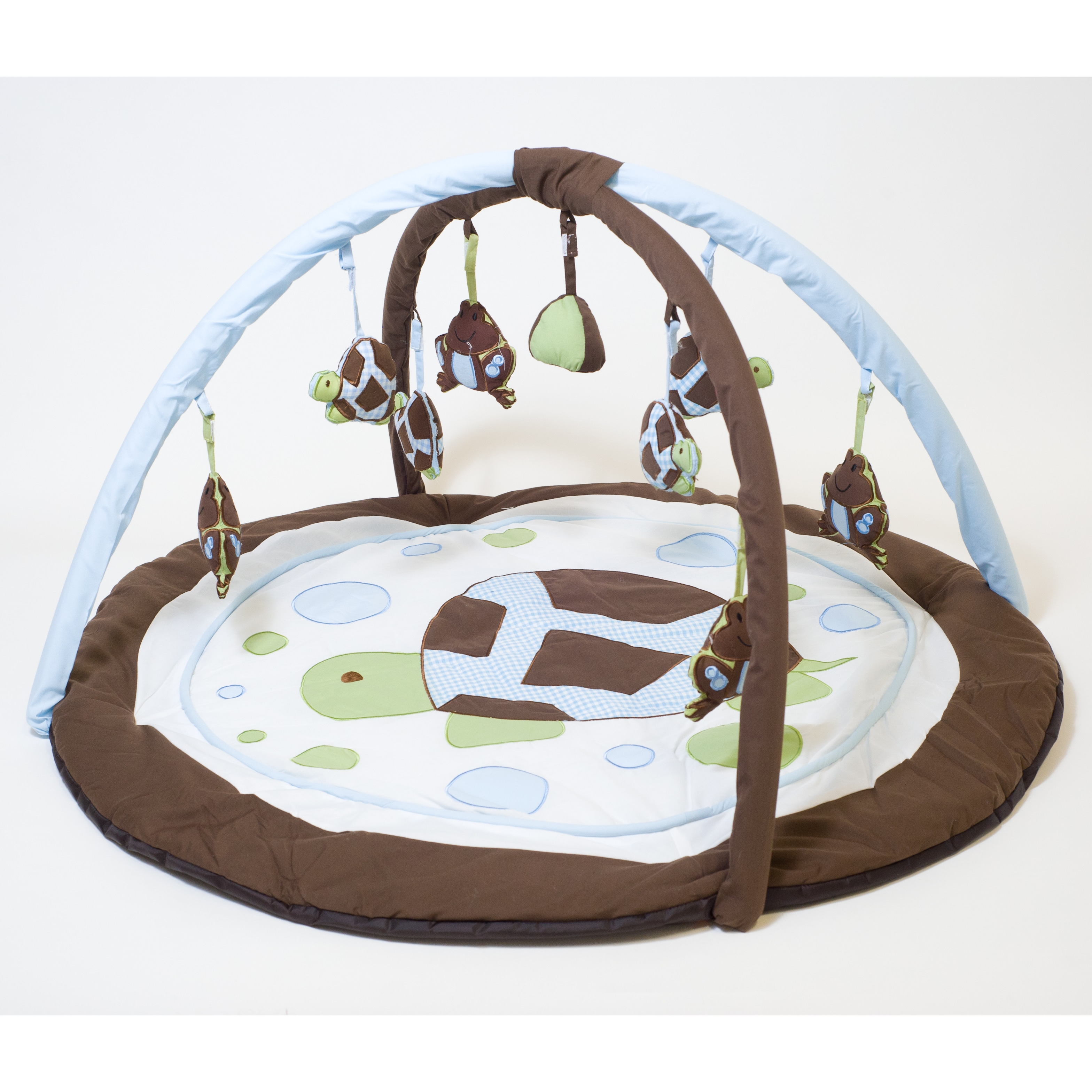 Pam Grace Creations Mr. & Mrs. Pond Playgym