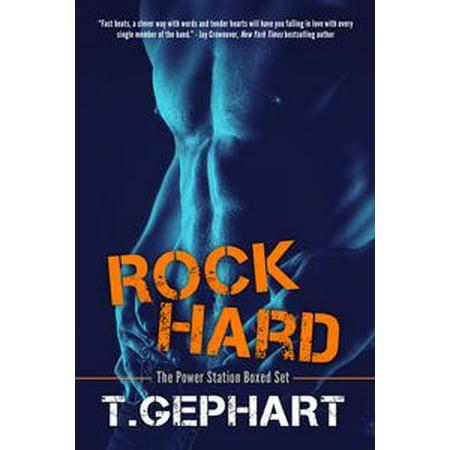 Rock Hard- The Power Station Boxed Set - eBook (Best Hard Rock Radio Stations)