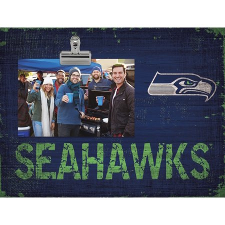 Seattle Seahawks Clip Frame - image 1 of 1