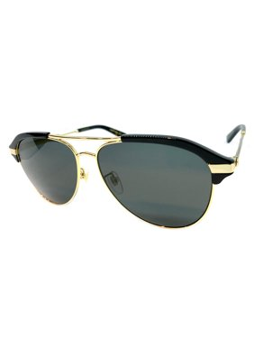 4be1c987917 Product Image GUCCI GG0288SA SUNGLASSES COLOR 001 BLACK GOLD SIZE 60MM