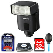 Best Flash For Sony A6000s - Sony HVL-F32M MI (Multi-interface shoe) Compact Flash Accessory Review