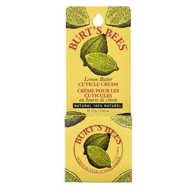 Burt S Bees 100 Natural Lemon Er Cuticle Cream 0 6 Oz Tin