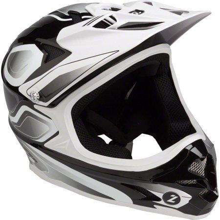 Lazer Phoenix Plus Full Face Helmet: Black/White XS Glory Full Face Helmet