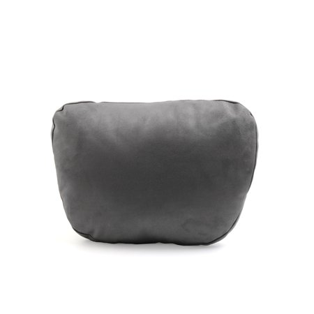 Interior Padding - Gray Fleece Coated Sponge Padding  Headrest Neck Cushion Pillow Pad for Benz