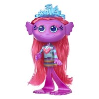 DreamWorks Trolls World Tour Stylin' Mermaid, for Kids Ages 4 and Up