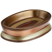 Sweet Home Collection Contempo Spice Soap Dish