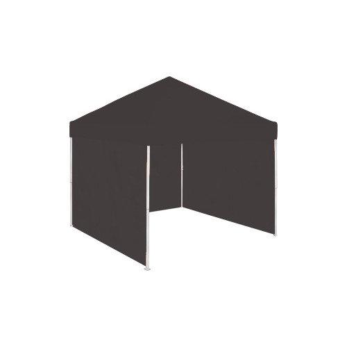 Logo Chair Black Tent Side Panel