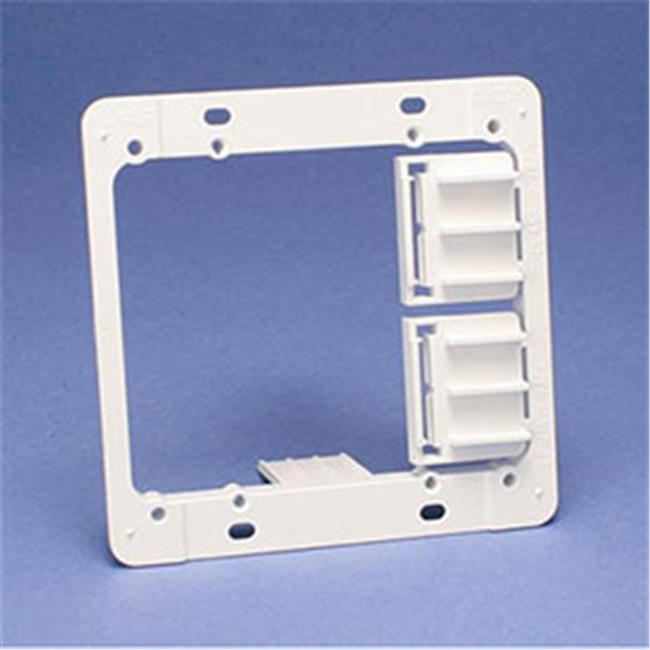 Erico MPAL2 Plastic Low Voltage Mounting Plate