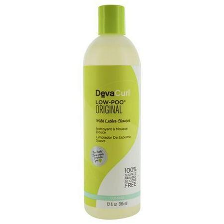 Deva Concepts 18315519 Deva By Deva Concepts Curl Low Poo Original Mild Lather Cleanser 32 Oz
