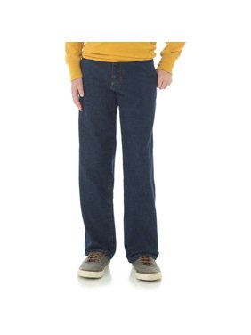 Rustler 5 Pocket Relaxed Utility Jeans (Little Boys, Big Boys, Slim Boys, & Husky Boys)