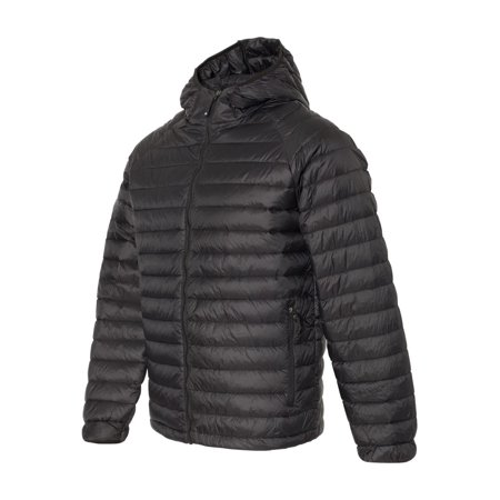 Adventure Extreme Weather Jacket - Weatherproof Outerwear 32 Degrees Hooded Packable Down Jacket
