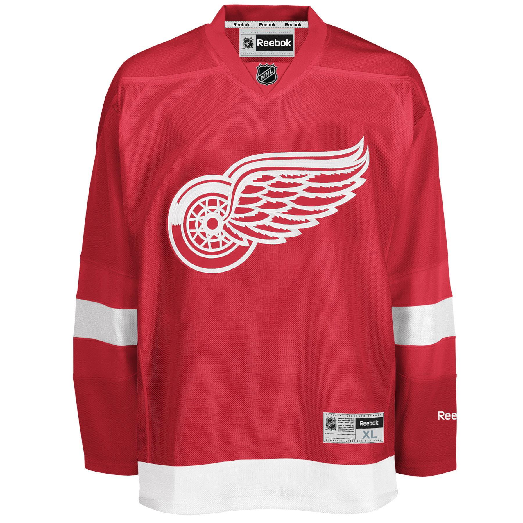 8e76c69849f Detroit Red Wings Reebok Premier Replica Home NHL Hockey Jersey | Walmart  Canada