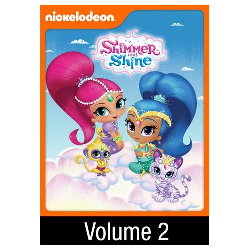 Shimmer And Shine Dream Dollhouse Season 2 Ep 5 2016