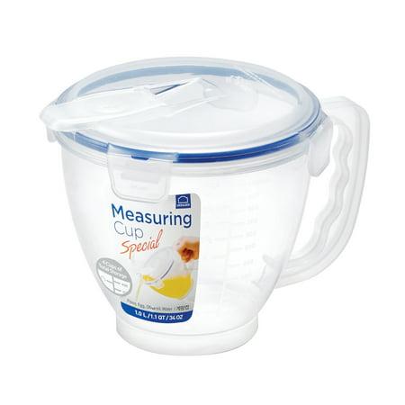 Walmart: Lock & Lock Easy Essentials Specialty Measuring Cup, 1-Liter Only $3.77