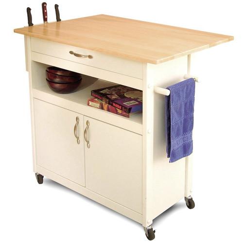 Catskill Craftsmen Inc Cottage Kitchen Cart Walmart Com