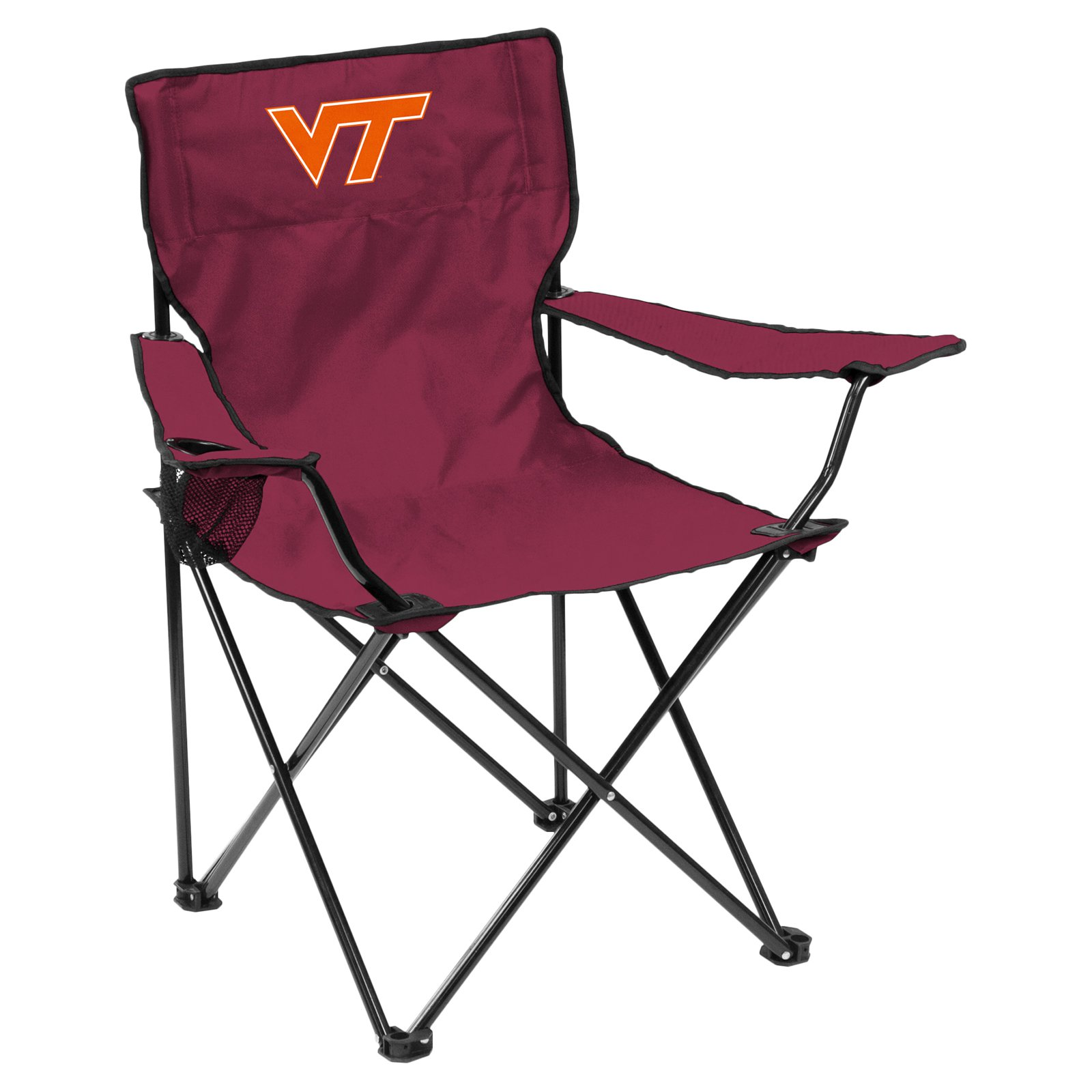 Logo NCAA VA Tech Quad Chair