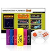 Bandai Namco Flashback Blast!, Pac-Man, PAC-MANIA, Retro Gaming, Yellow,  818858029629