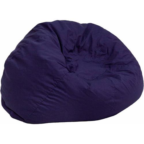 oversized bean bag chair, multiple colors - walmart