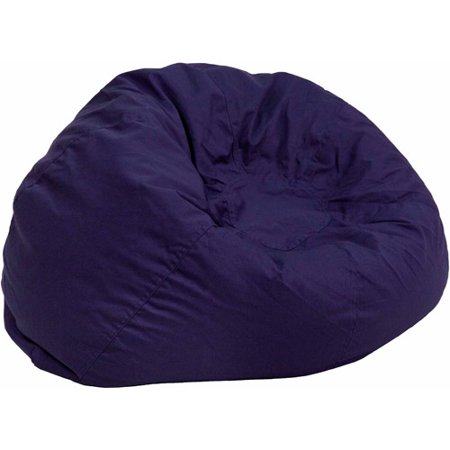 Oversized Bean Bag Chair Multiple Colors Walmart Com