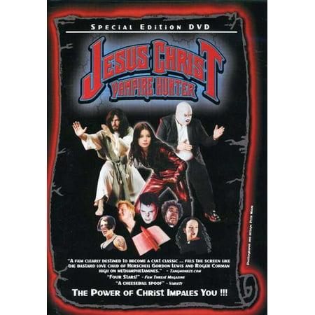 Jesus Christ Vampire Hunter (DVD) (Vampire Hunter Outfit)