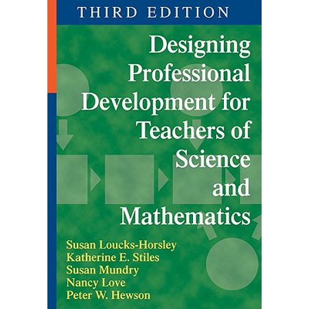 Designing Professional Development for Teachers of Science and (Development Of Science And Technology In Tamil)