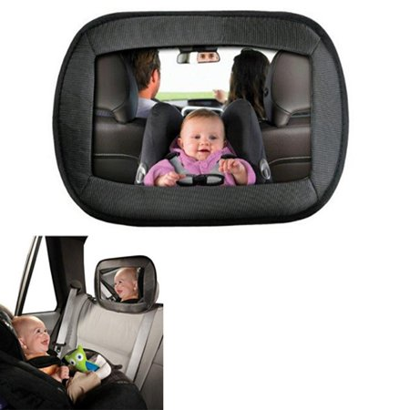 Car Rear Seat Large Wide View Safety Mirror for Baby Child