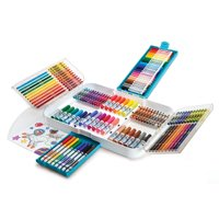 Crayola 150Pcs Ultra Smart Art Set