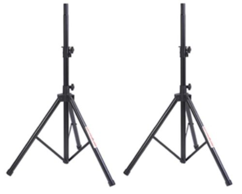 Stageline Speaker Stand Pair by KMC Music