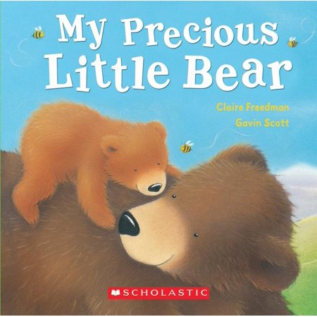 My Precious Little Bear (Board Book) Big Bear Little Bear