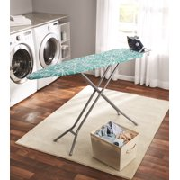 Mainstays 4 Leg Premium Teal Ironing Board