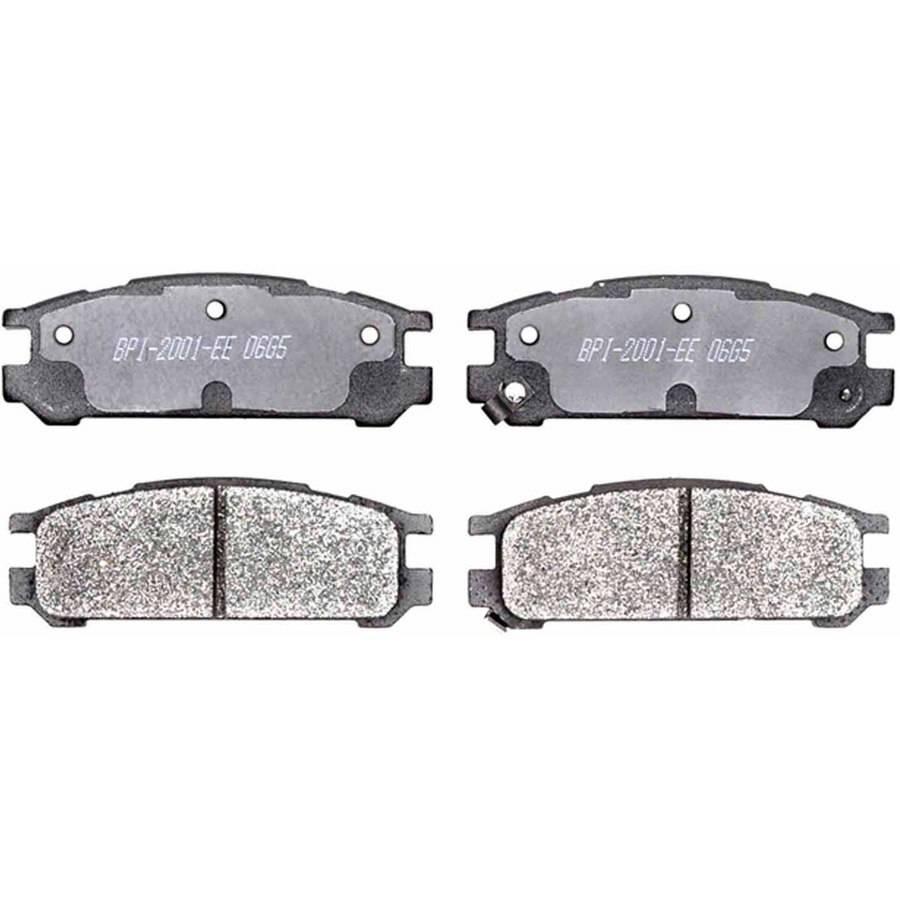 ACDelco Brake Pad Kit, #17D471M