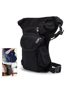 b9f5644fb98f Product Image CAMTOA New Canvas Sports Racing Drop Leg Bag /Waist Bag  /Fanny Pack for Man
